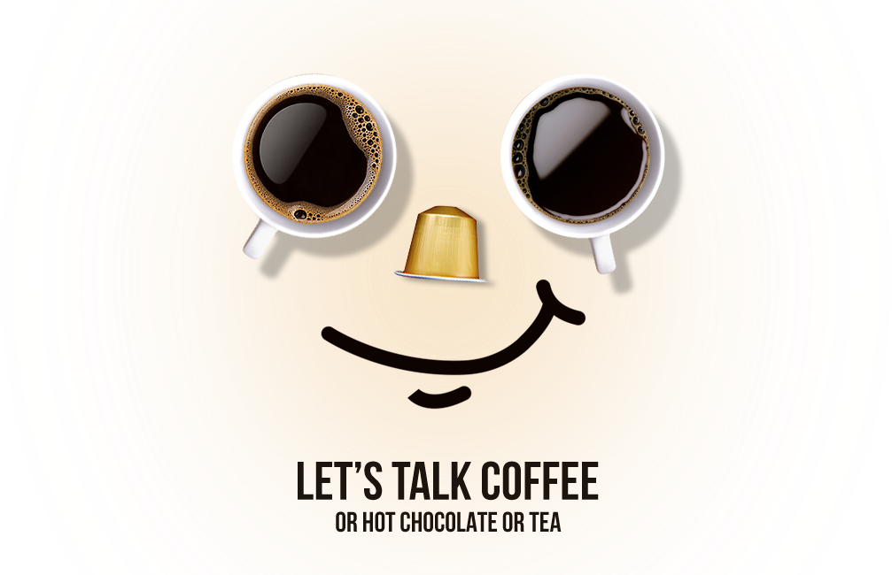 Let's Talk Coffee